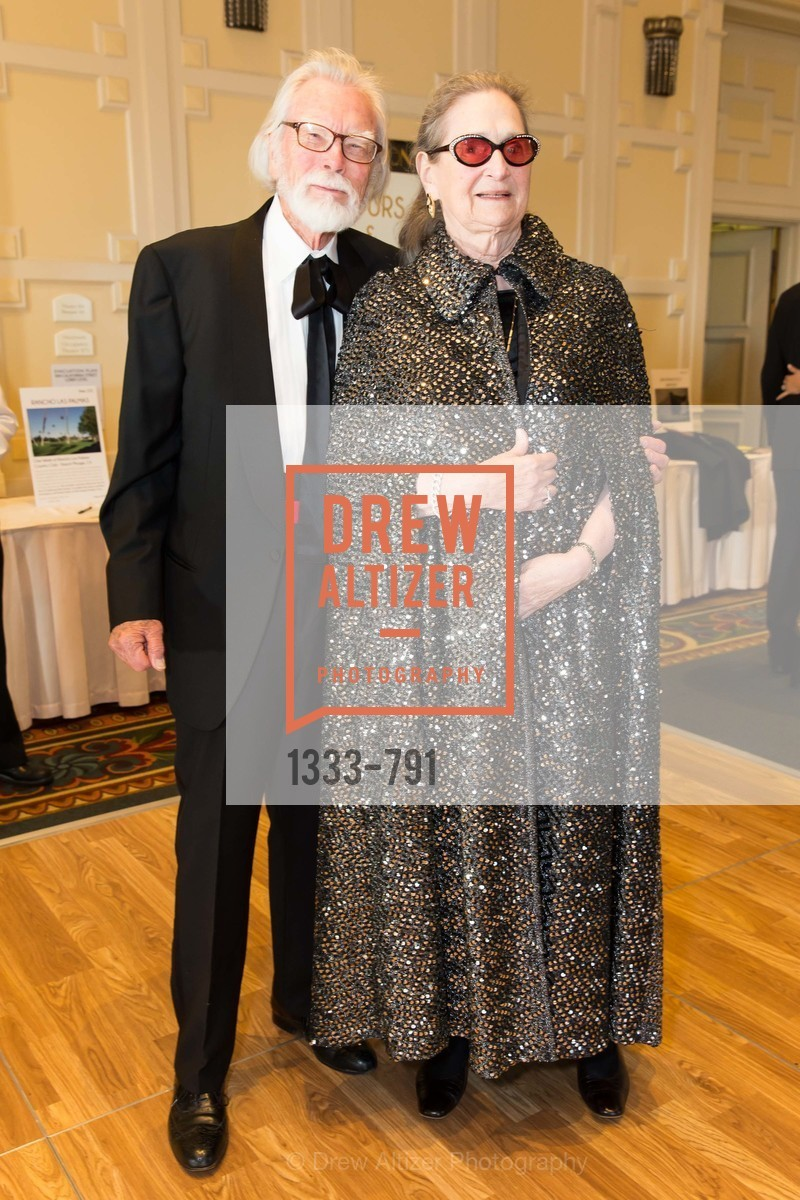 Roland Petersen, Caryl Ritter Petersen, SAN FRANCISCO HERITAGE Soiree 2015, US, April 18th, 2015,Drew Altizer, Drew Altizer Photography, full-service agency, private events, San Francisco photographer, photographer california