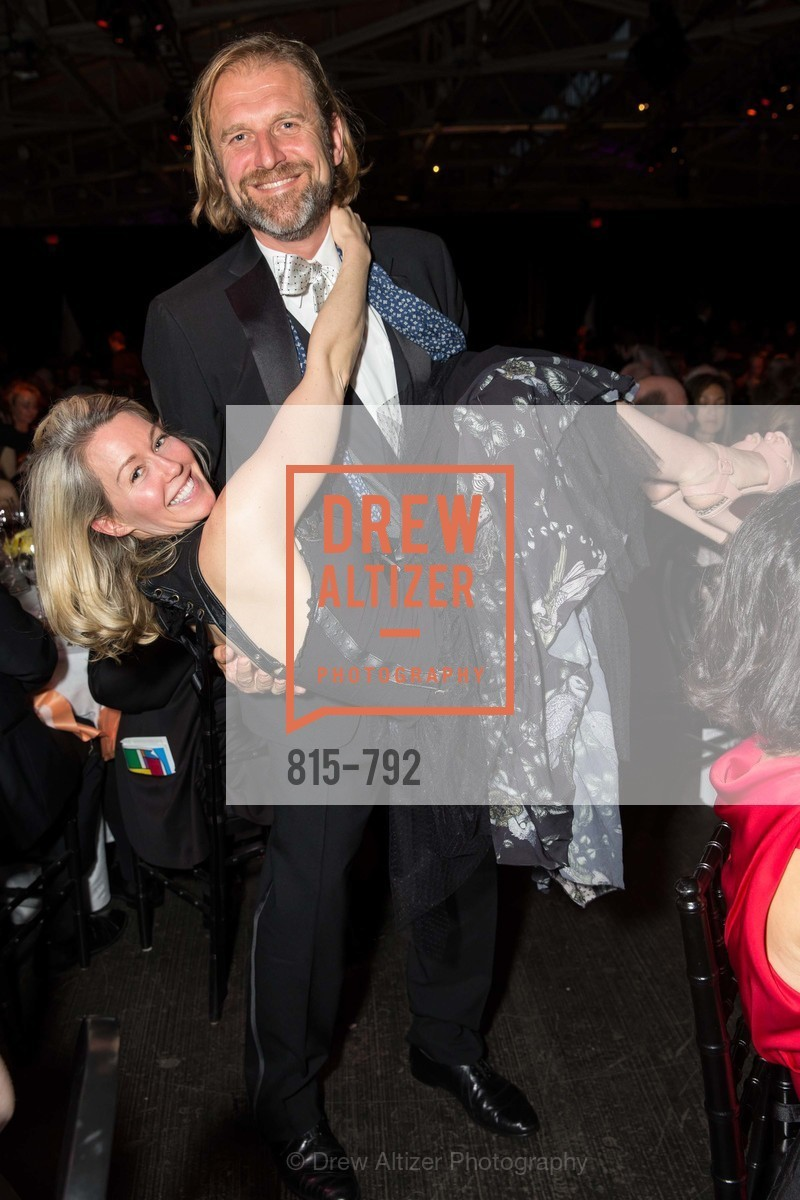 Ian Sobieski, Julie Nagorski, MEALS ON WHEELS OF SAN FRANCISCO'S 28th Annual Star Chefs and Vintners Gala, US, April 20th, 2015
