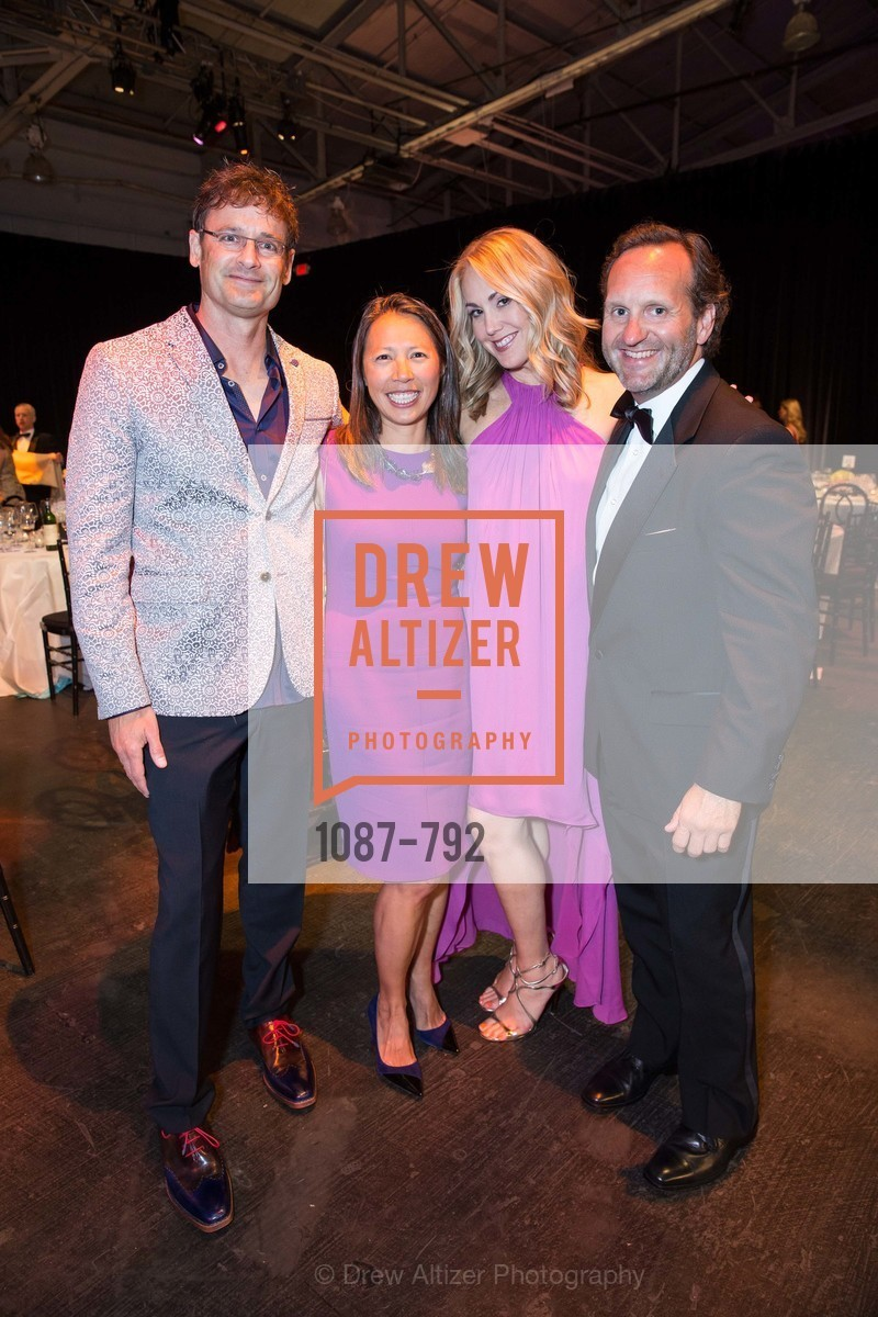 Cole Leeds, Rebecca Yee, Cindy Clementz, Matt Clementz, MEALS ON WHEELS OF SAN FRANCISCO'S 28th Annual Star Chefs and Vintners Gala, US, April 19th, 2015,Drew Altizer, Drew Altizer Photography, full-service agency, private events, San Francisco photographer, photographer california