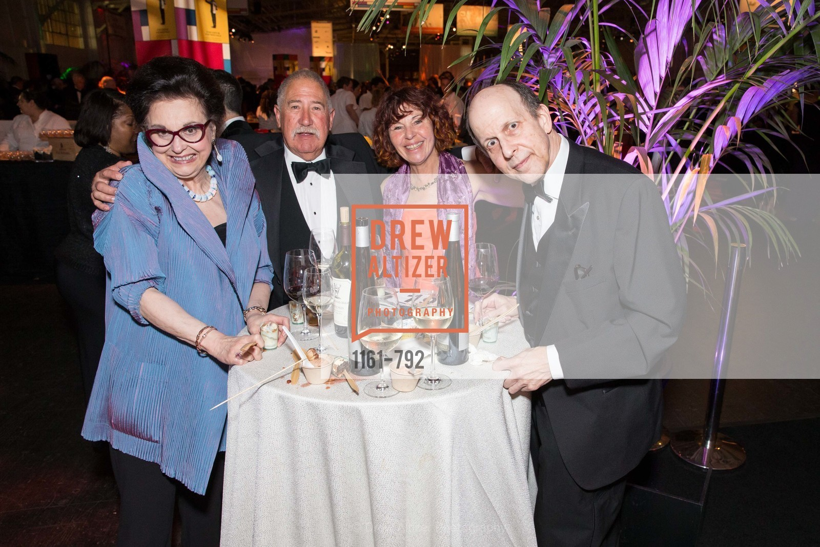 Marsha Green, Garrett Glaser, Chris Miller, Jeffrey Green, MEALS ON WHEELS OF SAN FRANCISCO'S 28th Annual Star Chefs and Vintners Gala, US, April 20th, 2015,Drew Altizer, Drew Altizer Photography, full-service agency, private events, San Francisco photographer, photographer california