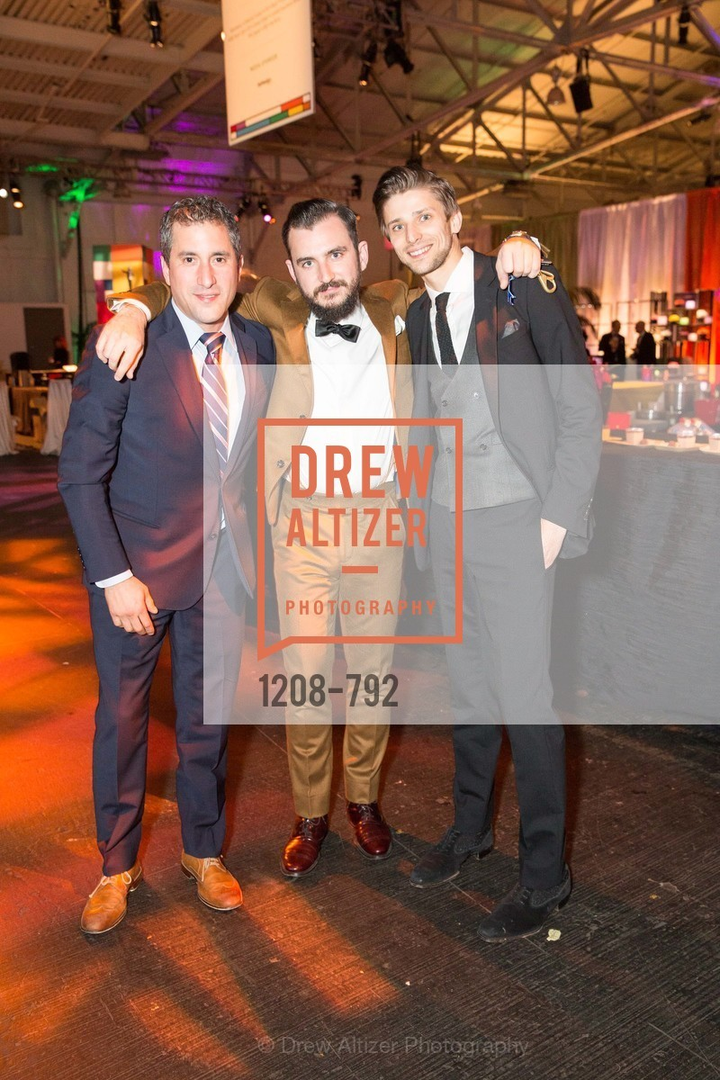 Rob Nelson, Brian Debens, Erik Gavrilov, MEALS ON WHEELS OF SAN FRANCISCO'S 28th Annual Star Chefs and Vintners Gala, US, April 20th, 2015,Drew Altizer, Drew Altizer Photography, full-service agency, private events, San Francisco photographer, photographer california