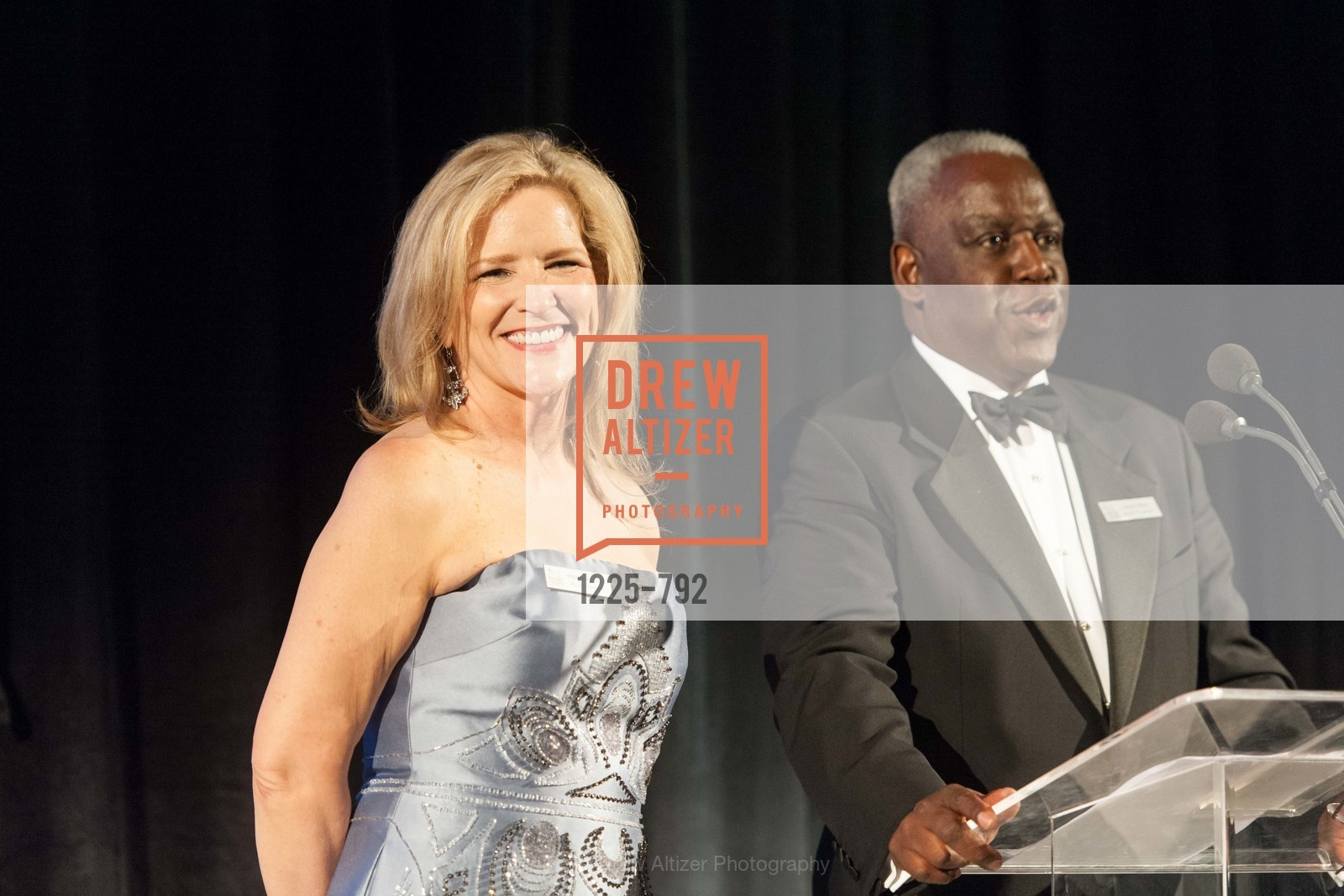 Helen Burt, Jose Allen, MEALS ON WHEELS OF SAN FRANCISCO'S 28th Annual Star Chefs and Vintners Gala, US, April 20th, 2015