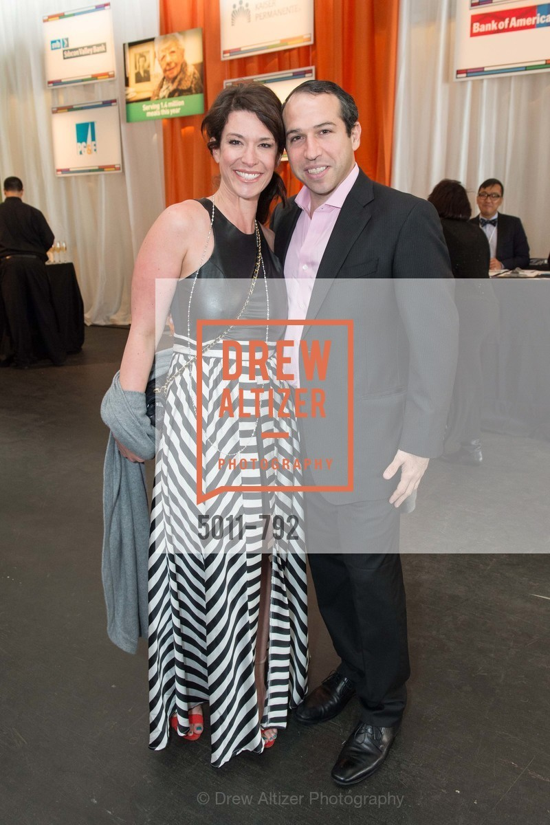 Emily Cowan, Michael Dwork, MEALS ON WHEELS OF SAN FRANCISCO'S 28th Annual Star Chefs and Vintners Gala, US, April 19th, 2015,Drew Altizer, Drew Altizer Photography, full-service agency, private events, San Francisco photographer, photographer california