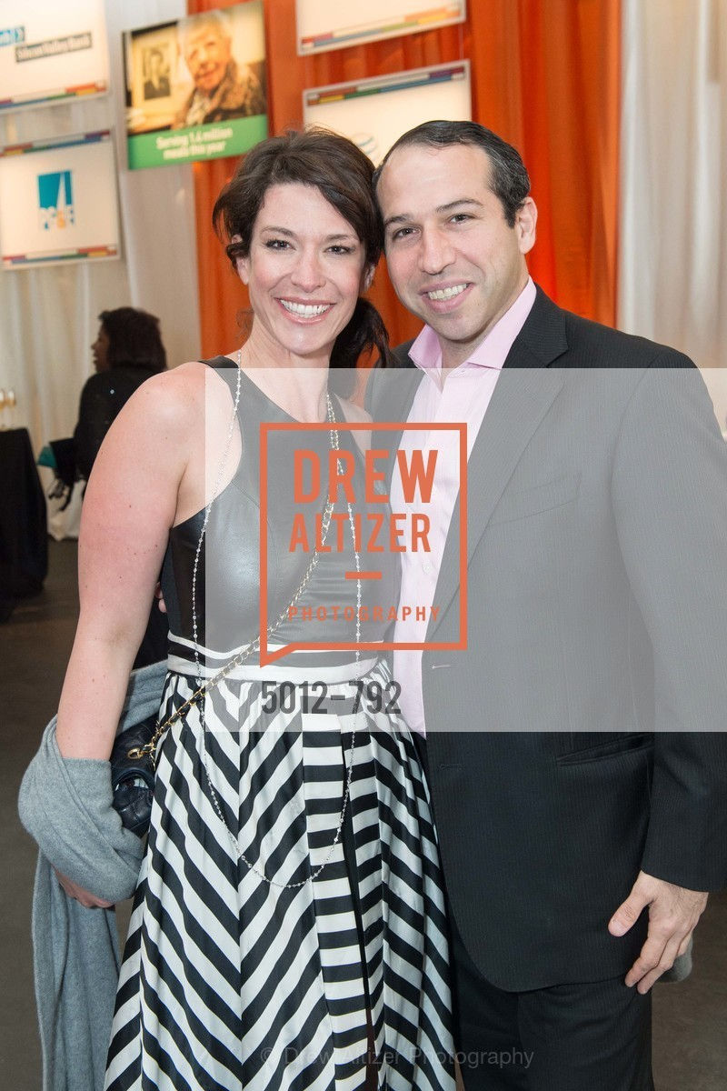 Emily Cowan, Michael Dwork, MEALS ON WHEELS OF SAN FRANCISCO'S 28th Annual Star Chefs and Vintners Gala, US, April 20th, 2015,Drew Altizer, Drew Altizer Photography, full-service agency, private events, San Francisco photographer, photographer california