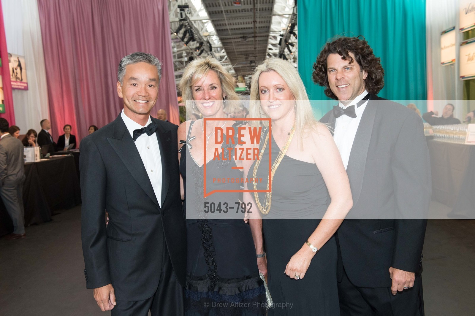 Charles Chi, Gayda Chi, Laurie Pousman, Rober Pousman, MEALS ON WHEELS OF SAN FRANCISCO'S 28th Annual Star Chefs and Vintners Gala, US, April 20th, 2015,Drew Altizer, Drew Altizer Photography, full-service agency, private events, San Francisco photographer, photographer california