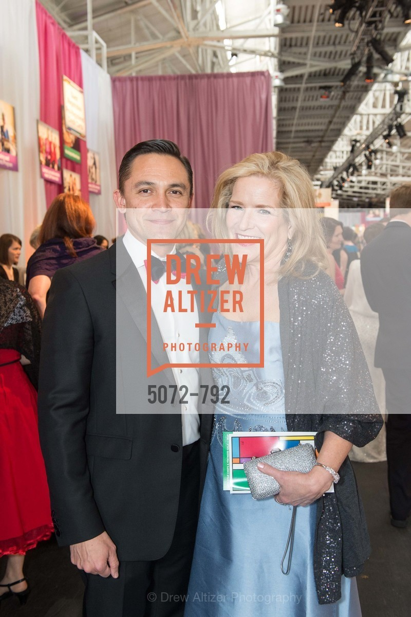Ezra Garrett, Helen Burt, MEALS ON WHEELS OF SAN FRANCISCO'S 28th Annual Star Chefs and Vintners Gala, US, April 19th, 2015,Drew Altizer, Drew Altizer Photography, full-service agency, private events, San Francisco photographer, photographer california