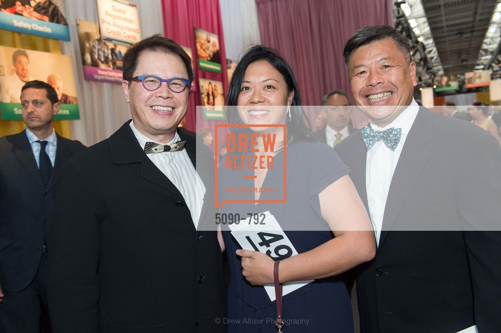 Robert Fong, Stephanie Engle, Jonathan Wong, MEALS ON WHEELS OF SAN FRANCISCO'S 28th Annual Star Chefs and Vintners Gala, US, April 20th, 2015,Drew Altizer, Drew Altizer Photography, full-service agency, private events, San Francisco photographer, photographer california