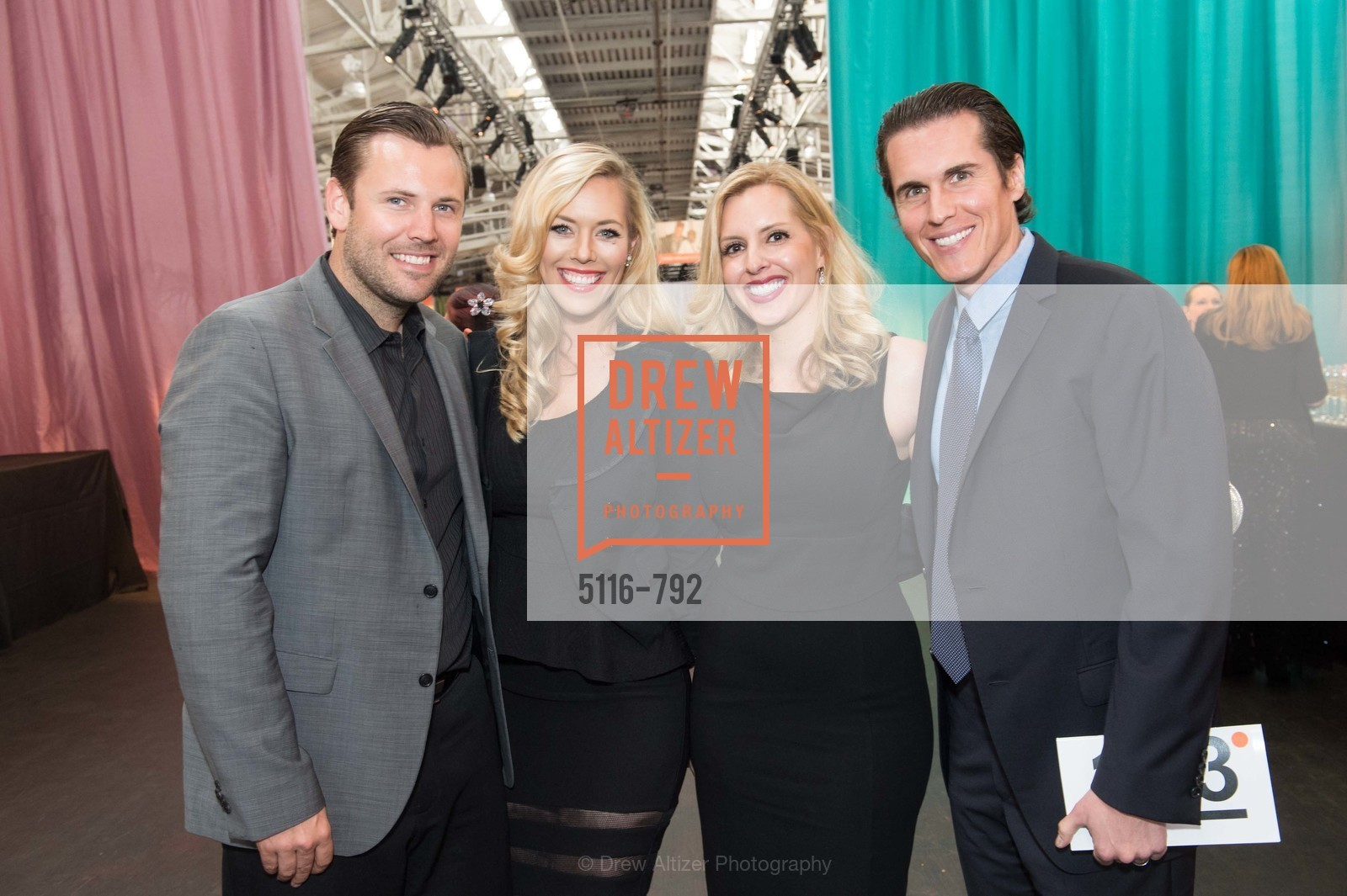 Alex Holt, Sarah Holt, McKenzie Malone, Ryan Lester, MEALS ON WHEELS OF SAN FRANCISCO'S 28th Annual Star Chefs and Vintners Gala, US, April 20th, 2015,Drew Altizer, Drew Altizer Photography, full-service agency, private events, San Francisco photographer, photographer california