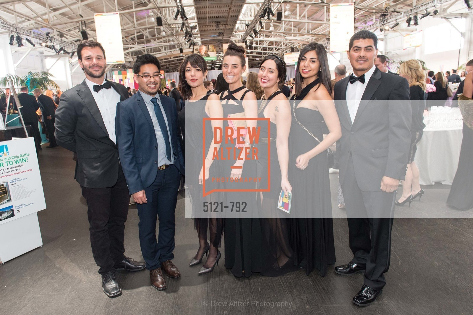 Gil Medyna, Martin Medina, Nina Rahmanizad, Brittany Heringer, Valentina Zahr, MEALS ON WHEELS OF SAN FRANCISCO'S 28th Annual Star Chefs and Vintners Gala, US, April 20th, 2015,Drew Altizer, Drew Altizer Photography, full-service agency, private events, San Francisco photographer, photographer california