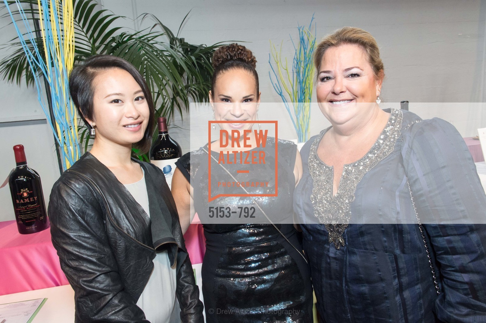 Mona Dhao, Mariella Cardoza, Hannah Sangiacomo Kane, MEALS ON WHEELS OF SAN FRANCISCO'S 28th Annual Star Chefs and Vintners Gala, US, April 20th, 2015,Drew Altizer, Drew Altizer Photography, full-service agency, private events, San Francisco photographer, photographer california