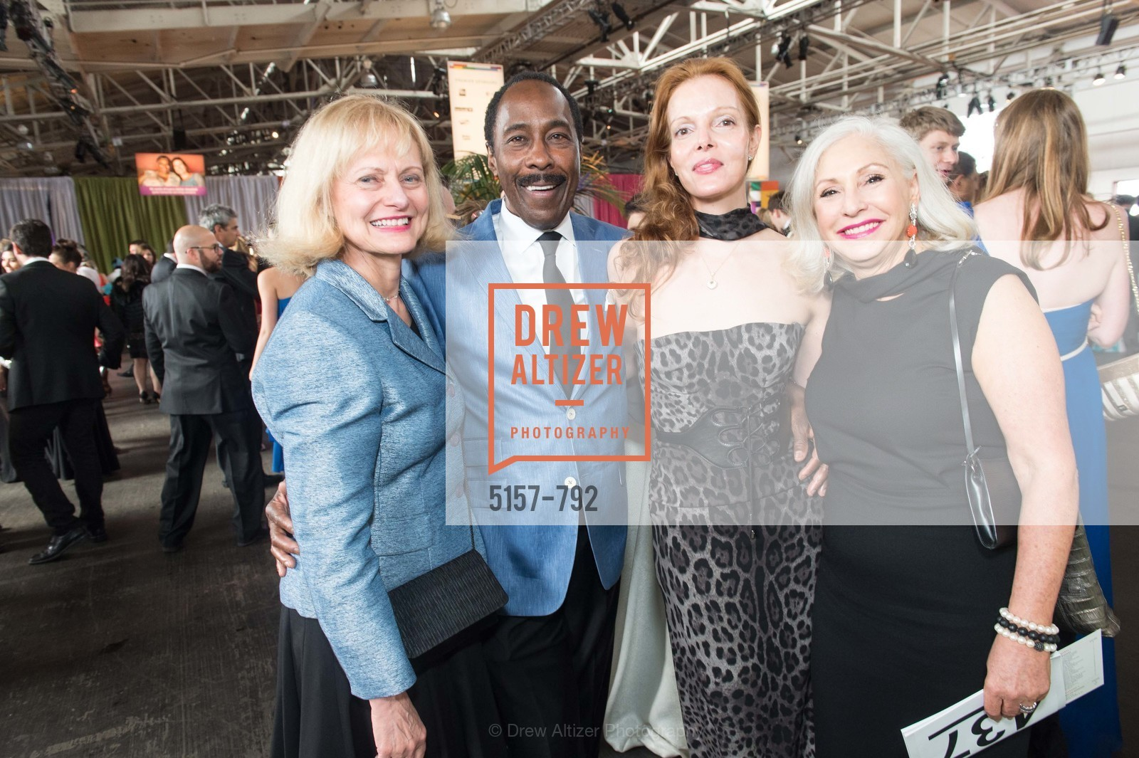 Janet Parker, Nate Parker, Sarah Steingart, Leslie Gibin, MEALS ON WHEELS OF SAN FRANCISCO'S 28th Annual Star Chefs and Vintners Gala, US, April 19th, 2015,Drew Altizer, Drew Altizer Photography, full-service agency, private events, San Francisco photographer, photographer california