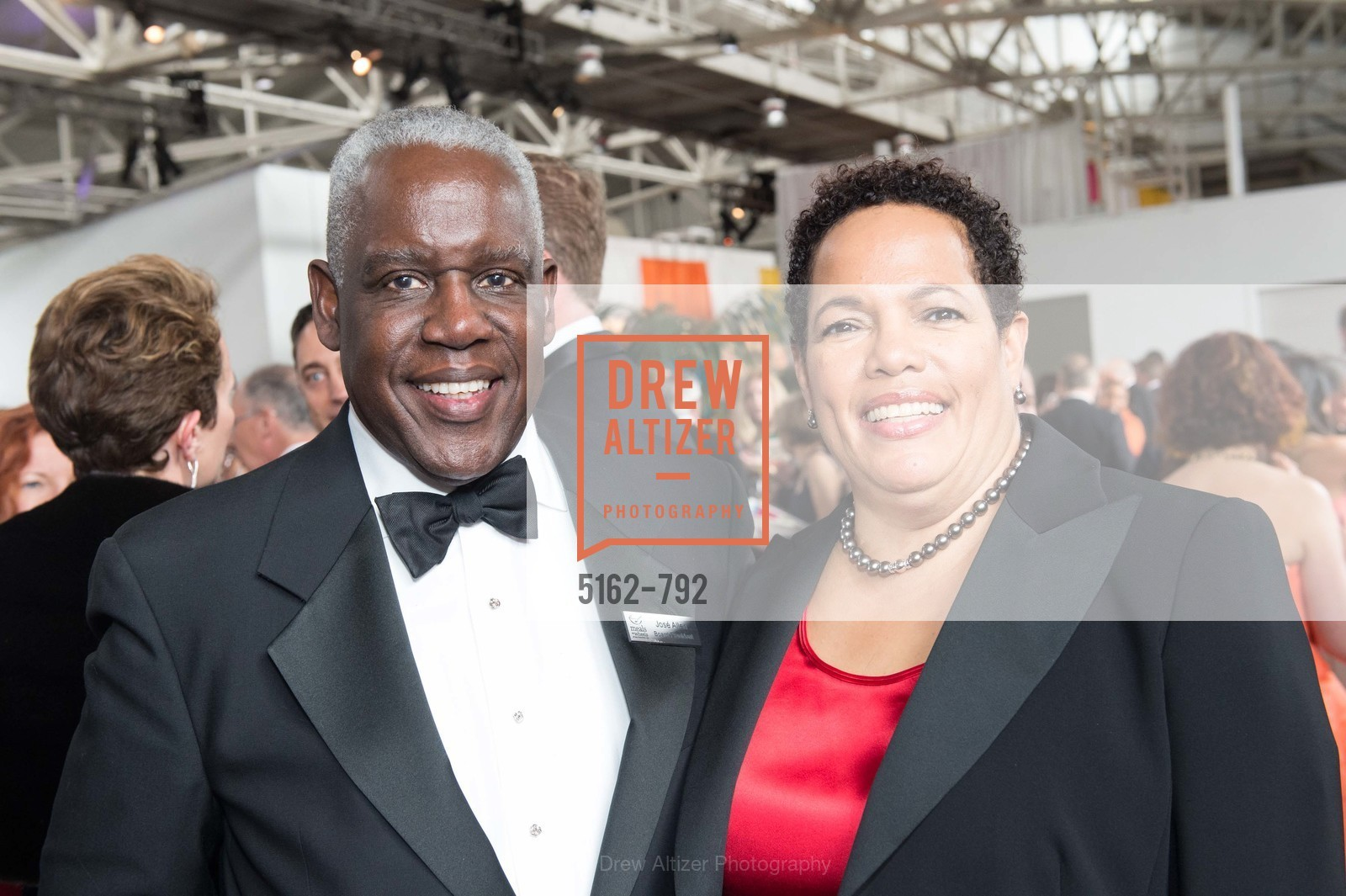 Jose Allen, Irvenia Waters, MEALS ON WHEELS OF SAN FRANCISCO'S 28th Annual Star Chefs and Vintners Gala, US, April 19th, 2015,Drew Altizer, Drew Altizer Photography, full-service agency, private events, San Francisco photographer, photographer california