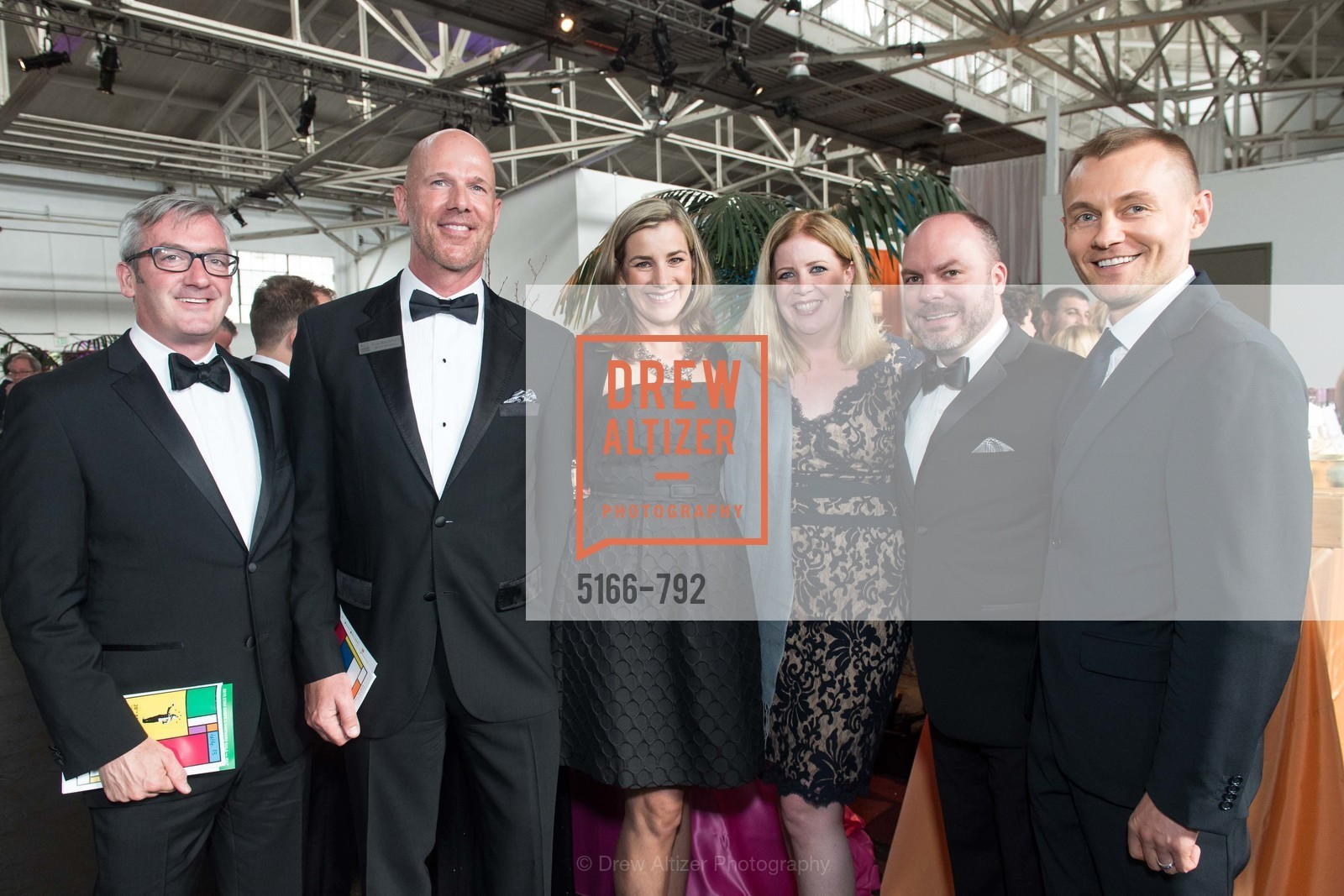 Christopher Downing, Arne Boudewyn, Victoria Murphy, Kristen Green, Michael McNelly, MEALS ON WHEELS OF SAN FRANCISCO'S 28th Annual Star Chefs and Vintners Gala, US, April 19th, 2015,Drew Altizer, Drew Altizer Photography, full-service agency, private events, San Francisco photographer, photographer california