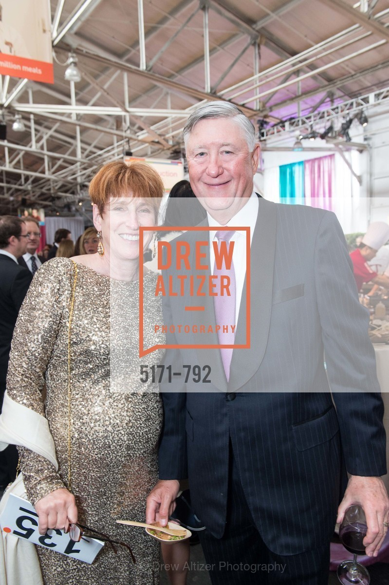 JoAn Smith, Frank Smith, MEALS ON WHEELS OF SAN FRANCISCO'S 28th Annual Star Chefs and Vintners Gala, US, April 19th, 2015,Drew Altizer, Drew Altizer Photography, full-service agency, private events, San Francisco photographer, photographer california