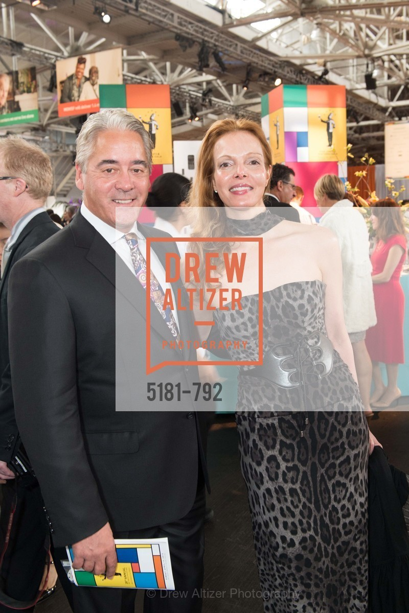 Randall Perry, Sarah Steingart, MEALS ON WHEELS OF SAN FRANCISCO'S 28th Annual Star Chefs and Vintners Gala, US, April 19th, 2015,Drew Altizer, Drew Altizer Photography, full-service agency, private events, San Francisco photographer, photographer california