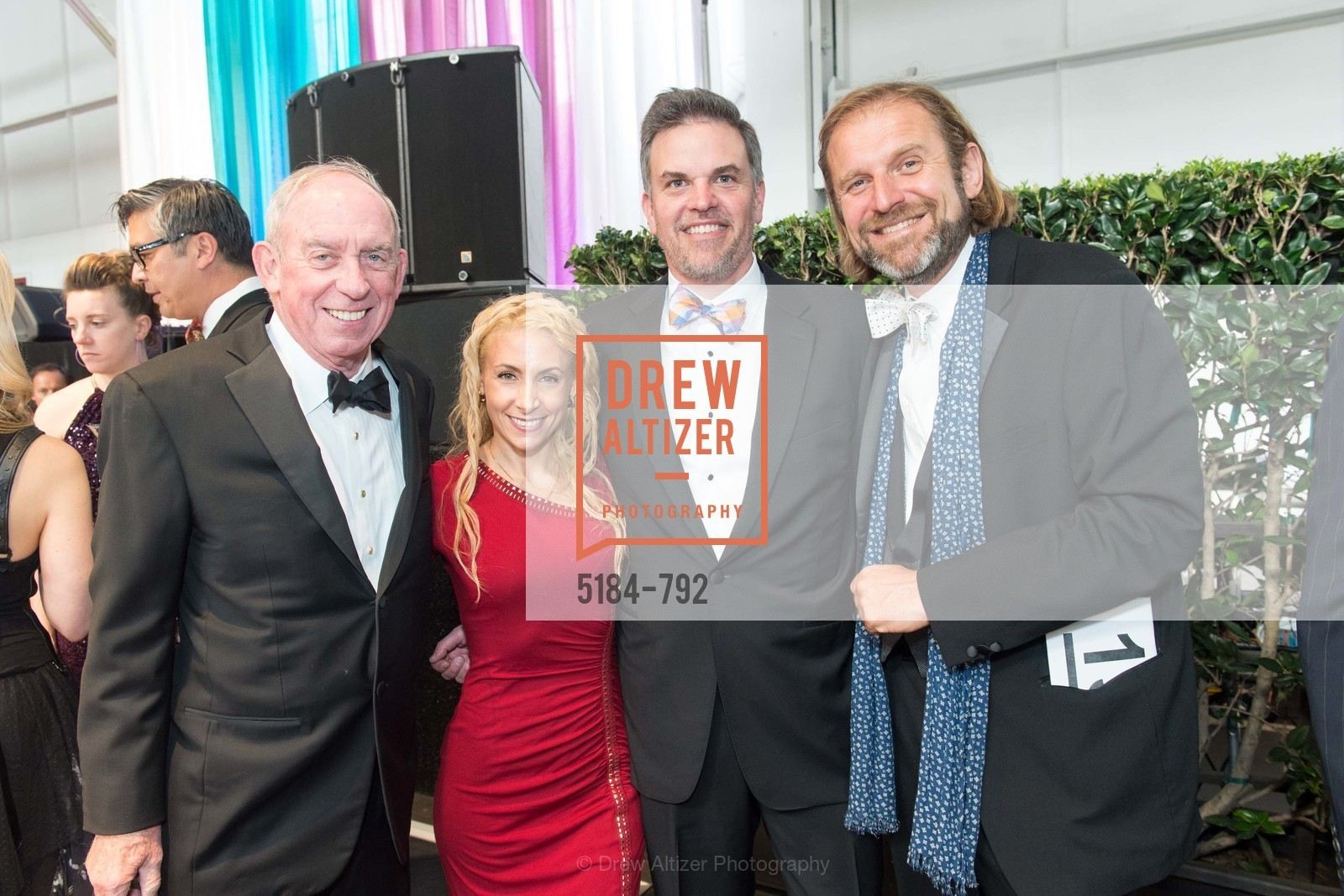 Craig Sullivan, Robin Farmanfarmaian, Paul Anderson, Ian Sobieski, MEALS ON WHEELS OF SAN FRANCISCO'S 28th Annual Star Chefs and Vintners Gala, US, April 19th, 2015,Drew Altizer, Drew Altizer Photography, full-service agency, private events, San Francisco photographer, photographer california