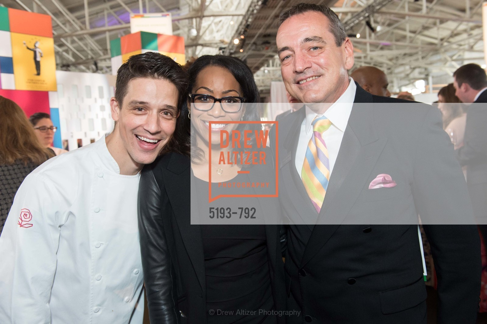 Yigit Pura, Malia Cohen, Ashley McCumber, MEALS ON WHEELS OF SAN FRANCISCO'S 28th Annual Star Chefs and Vintners Gala, US, April 19th, 2015,Drew Altizer, Drew Altizer Photography, full-service agency, private events, San Francisco photographer, photographer california