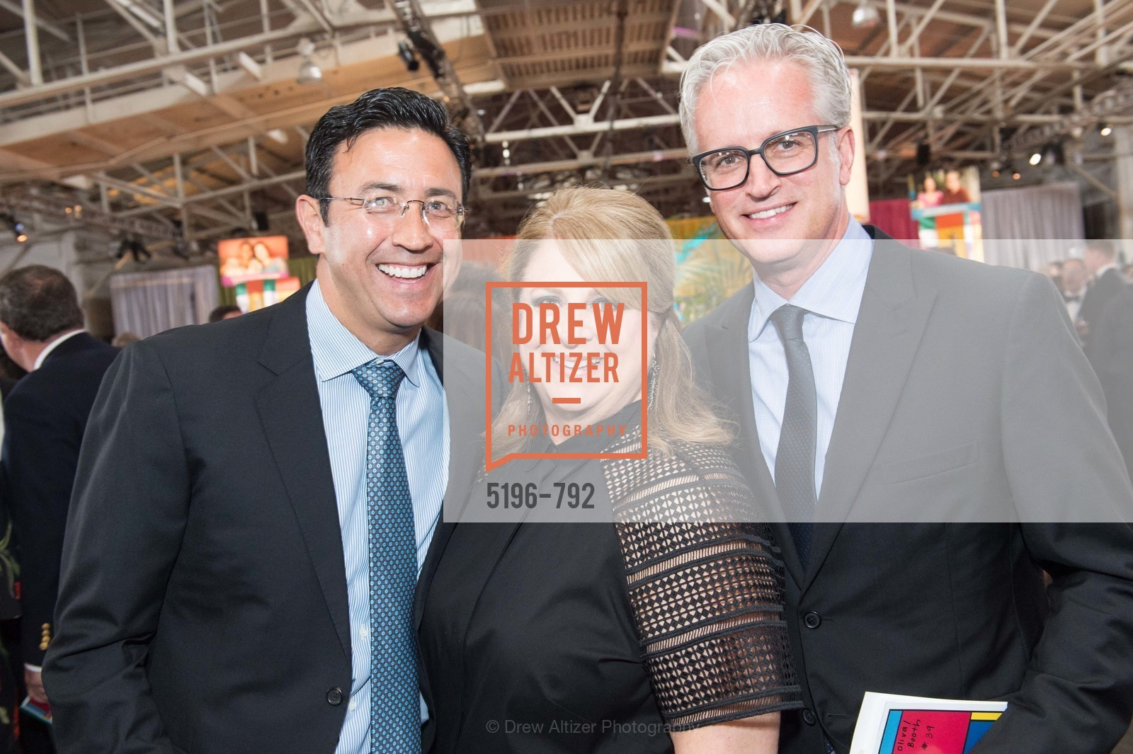 Michael Oliva, Diane Pelliccione, Michael Cohn, MEALS ON WHEELS OF SAN FRANCISCO'S 28th Annual Star Chefs and Vintners Gala, US, April 19th, 2015,Drew Altizer, Drew Altizer Photography, full-service agency, private events, San Francisco photographer, photographer california