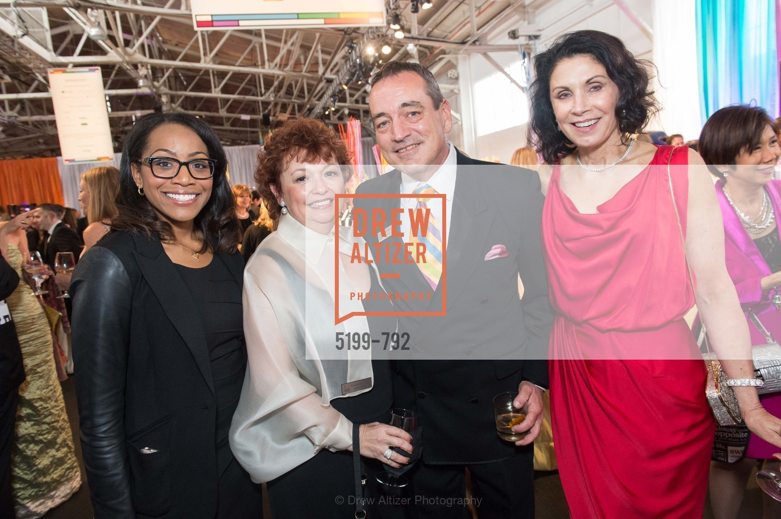 Malia Cohen, Rosemary Wong, Ashley McCumber, Lois Chess, MEALS ON WHEELS OF SAN FRANCISCO'S 28th Annual Star Chefs and Vintners Gala, US, April 19th, 2015,Drew Altizer, Drew Altizer Photography, full-service agency, private events, San Francisco photographer, photographer california