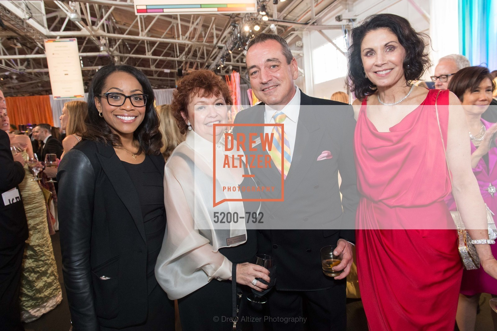 Malia Cohen, Rosemary Wong, Ashley McCumber, Lois Chess, MEALS ON WHEELS OF SAN FRANCISCO'S 28th Annual Star Chefs and Vintners Gala, US, April 20th, 2015,Drew Altizer, Drew Altizer Photography, full-service agency, private events, San Francisco photographer, photographer california