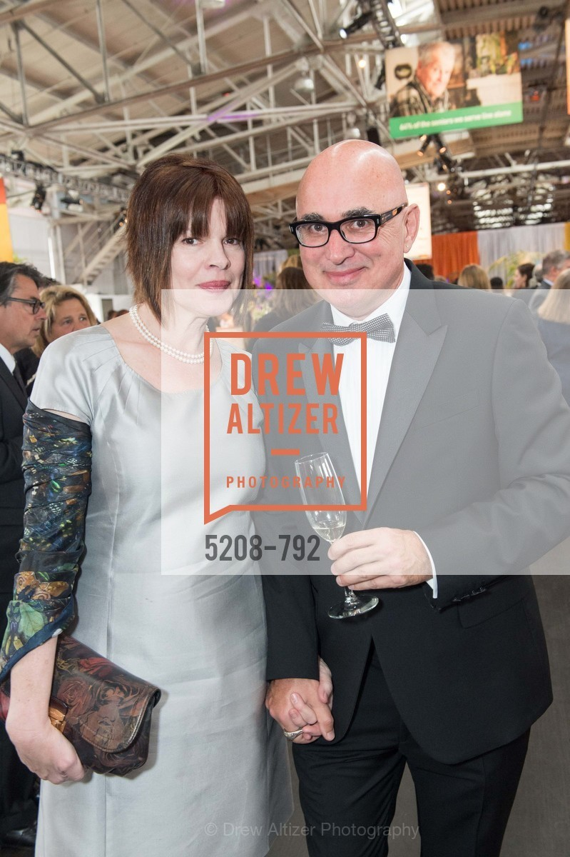 Linda Forssman, Michael Graham, MEALS ON WHEELS OF SAN FRANCISCO'S 28th Annual Star Chefs and Vintners Gala, US, April 20th, 2015,Drew Altizer, Drew Altizer Photography, full-service event agency, private events, San Francisco photographer, photographer California