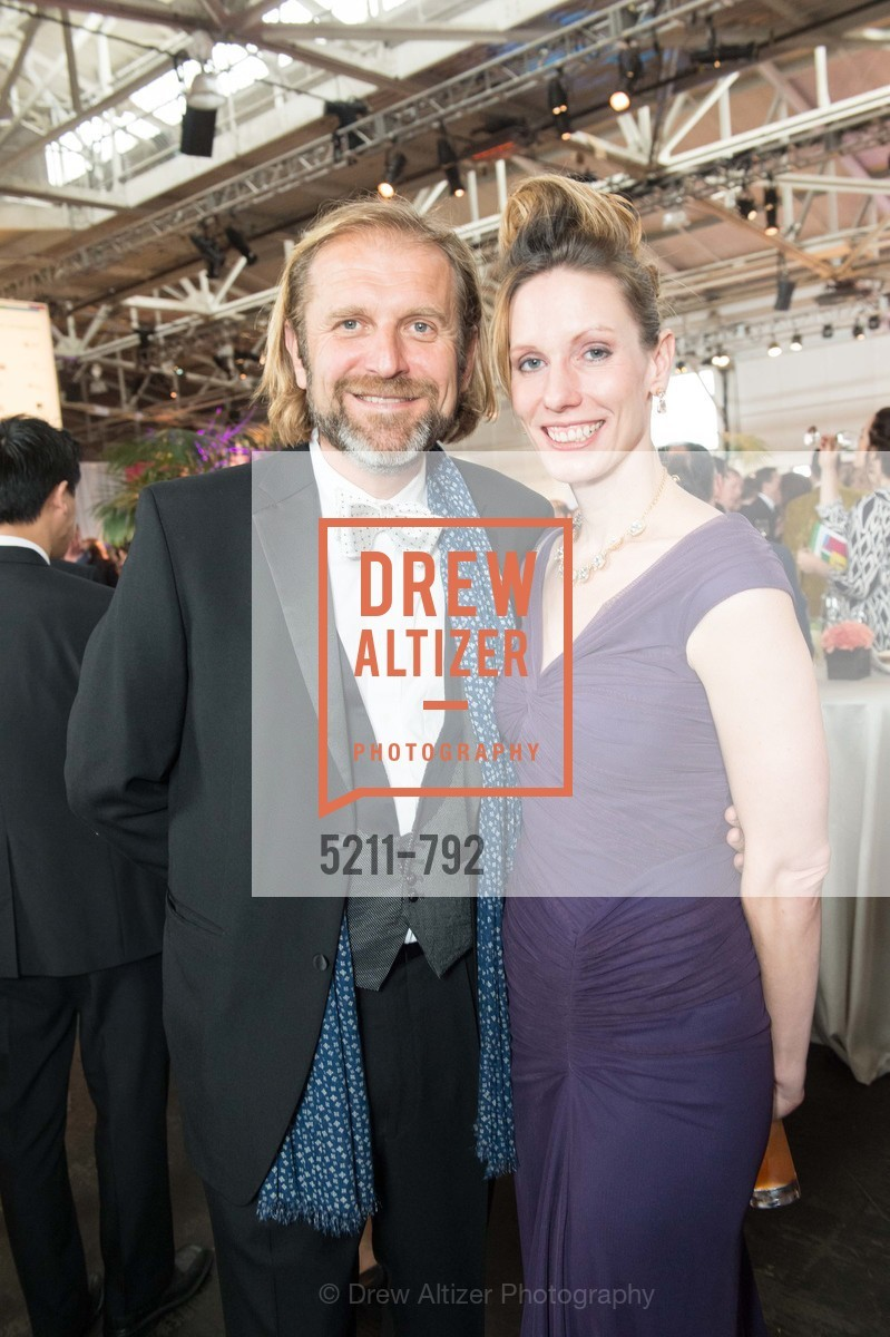Ian Sobieski, Katherine Arbeit, MEALS ON WHEELS OF SAN FRANCISCO'S 28th Annual Star Chefs and Vintners Gala, US, April 20th, 2015,Drew Altizer, Drew Altizer Photography, full-service event agency, private events, San Francisco photographer, photographer California