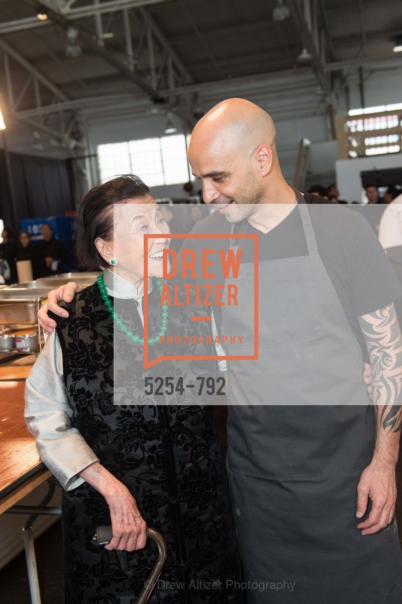 Cecilia Chang, Mourad Lahlou, MEALS ON WHEELS OF SAN FRANCISCO'S 28th Annual Star Chefs and Vintners Gala, US, April 20th, 2015,Drew Altizer, Drew Altizer Photography, full-service event agency, private events, San Francisco photographer, photographer California