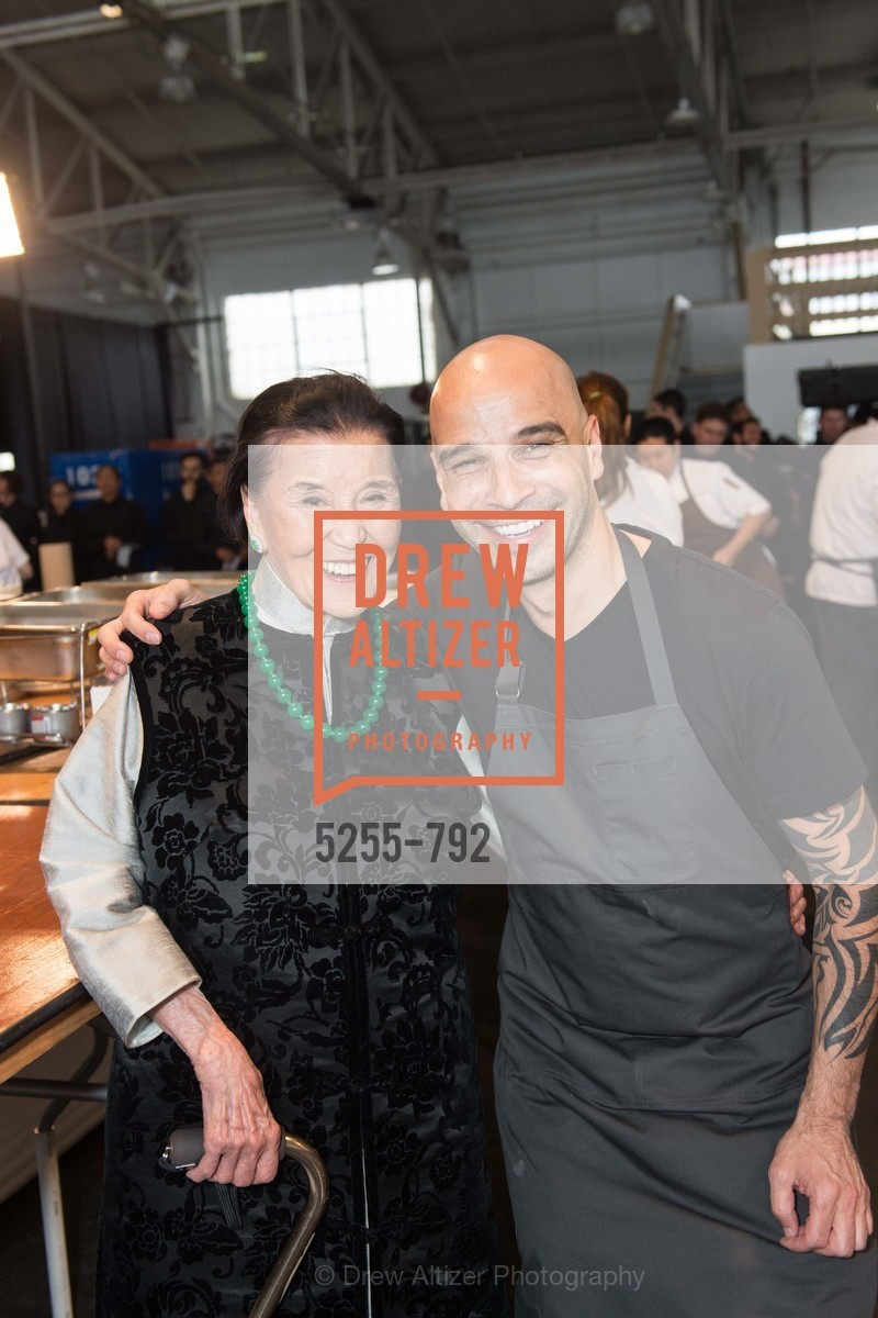Cecilia Chang, Mourad Lahlou, MEALS ON WHEELS OF SAN FRANCISCO'S 28th Annual Star Chefs and Vintners Gala, US, April 19th, 2015,Drew Altizer, Drew Altizer Photography, full-service agency, private events, San Francisco photographer, photographer california