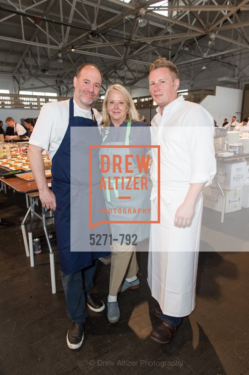Michael Tusk, Nancy Oakes, Thomas McNaughton, MEALS ON WHEELS OF SAN FRANCISCO'S 28th Annual Star Chefs and Vintners Gala, US, April 19th, 2015,Drew Altizer, Drew Altizer Photography, full-service agency, private events, San Francisco photographer, photographer california