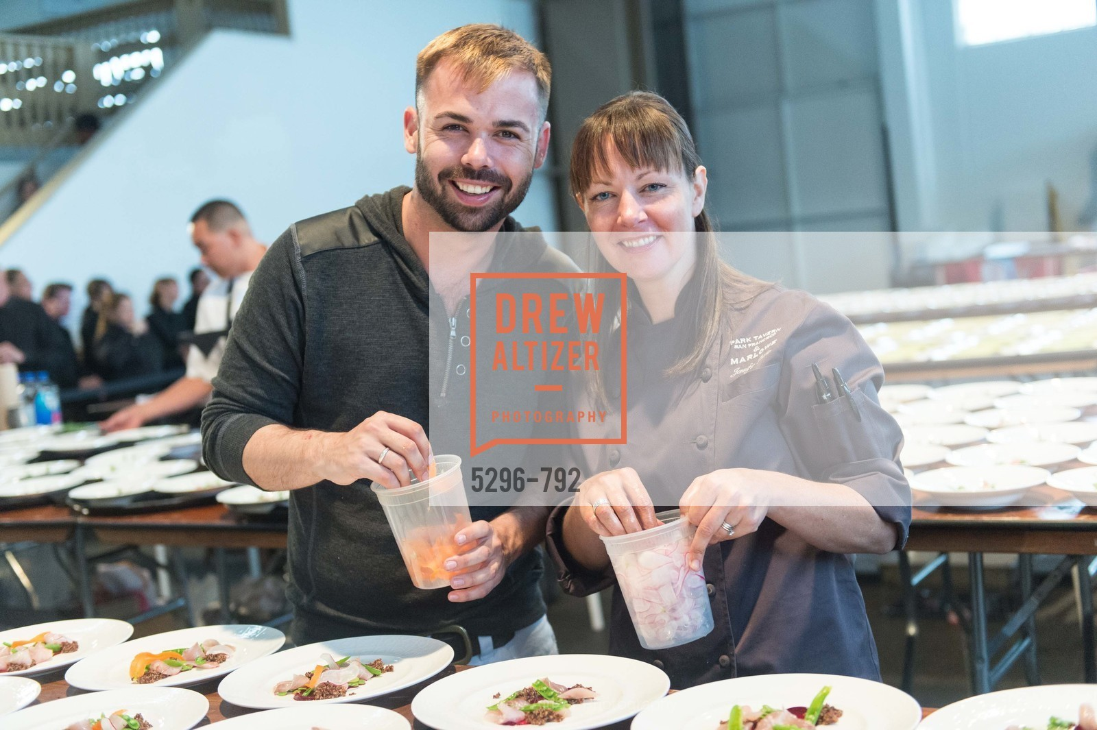 Bradley Waldon, Jennifer Puccio, MEALS ON WHEELS OF SAN FRANCISCO'S 28th Annual Star Chefs and Vintners Gala, US, April 20th, 2015,Drew Altizer, Drew Altizer Photography, full-service agency, private events, San Francisco photographer, photographer california