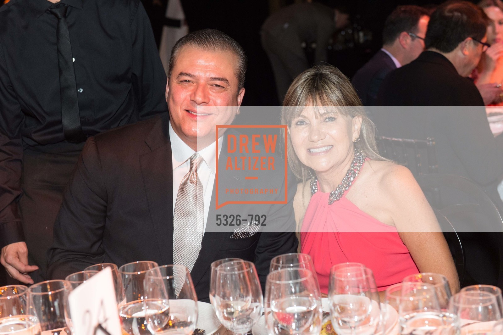 Rich Ramirez, Ruth Escarda, MEALS ON WHEELS OF SAN FRANCISCO'S 28th Annual Star Chefs and Vintners Gala, US, April 20th, 2015,Drew Altizer, Drew Altizer Photography, full-service event agency, private events, San Francisco photographer, photographer California