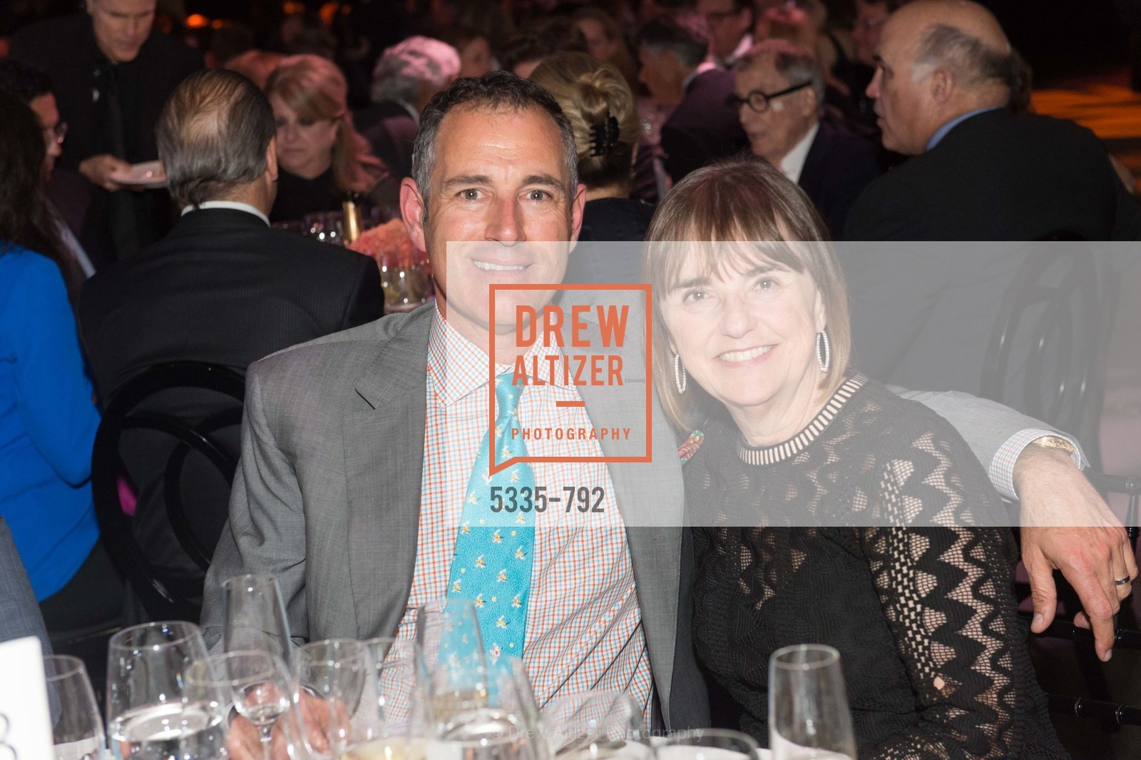 John Caruso, Sharon Meresman, MEALS ON WHEELS OF SAN FRANCISCO'S 28th Annual Star Chefs and Vintners Gala, US, April 19th, 2015,Drew Altizer, Drew Altizer Photography, full-service agency, private events, San Francisco photographer, photographer california