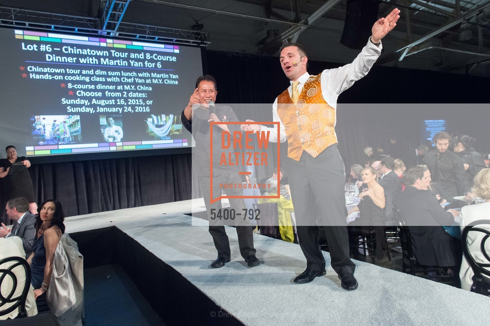 Michael Yan, Greg Quiroga, MEALS ON WHEELS OF SAN FRANCISCO'S 28th Annual Star Chefs and Vintners Gala, US, April 20th, 2015,Drew Altizer, Drew Altizer Photography, full-service event agency, private events, San Francisco photographer, photographer California