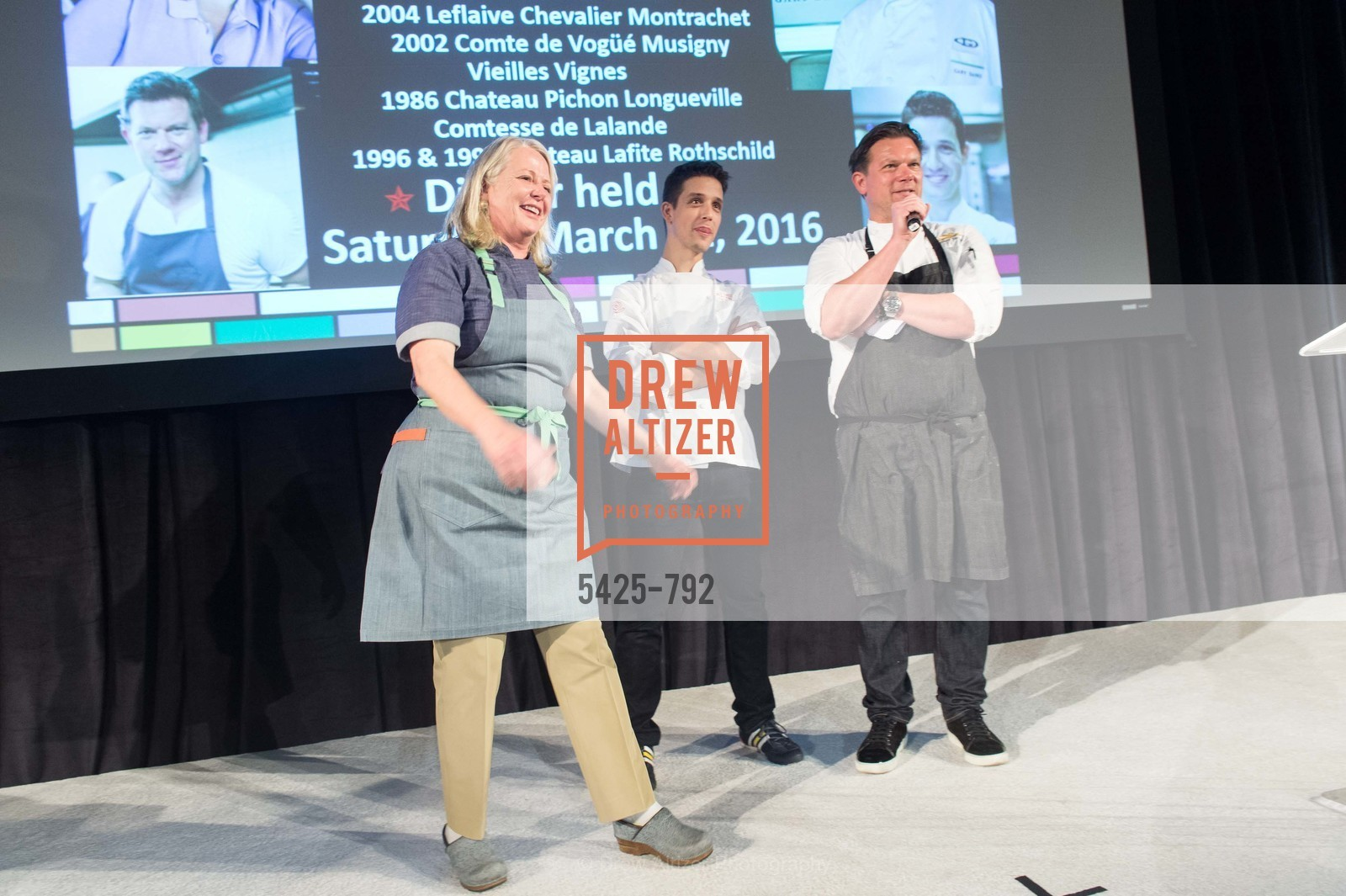Nancy Oakes, Yigit Pura, Tyler Florence, MEALS ON WHEELS OF SAN FRANCISCO'S 28th Annual Star Chefs and Vintners Gala, US, April 20th, 2015,Drew Altizer, Drew Altizer Photography, full-service agency, private events, San Francisco photographer, photographer california