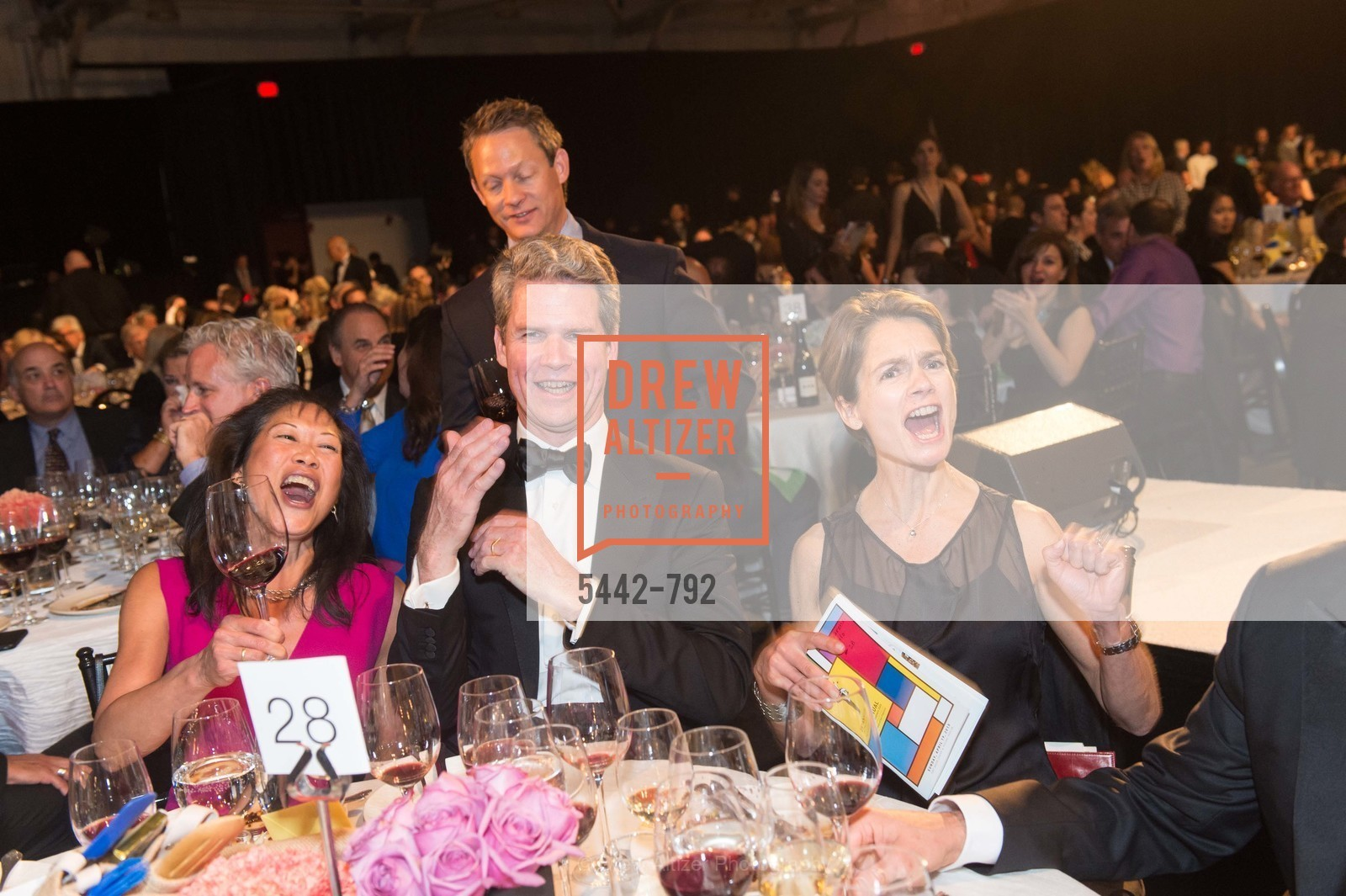 Debbie Jorgensen, Blake Jorgensen, Laura Fanlo, MEALS ON WHEELS OF SAN FRANCISCO'S 28th Annual Star Chefs and Vintners Gala, US, April 20th, 2015,Drew Altizer, Drew Altizer Photography, full-service agency, private events, San Francisco photographer, photographer california