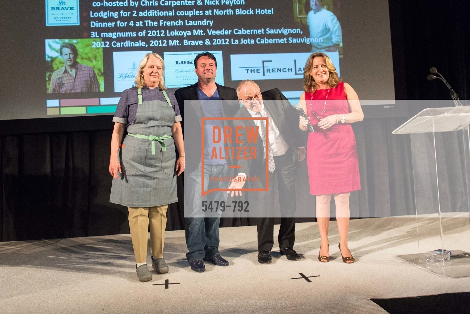 Nancy Oakes, Douglas Keane, Nick Peyton, MEALS ON WHEELS OF SAN FRANCISCO'S 28th Annual Star Chefs and Vintners Gala, US, April 19th, 2015,Drew Altizer, Drew Altizer Photography, full-service agency, private events, San Francisco photographer, photographer california