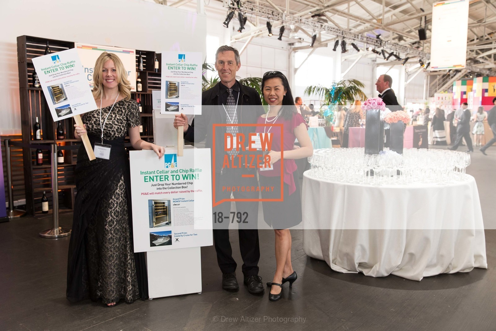 Stephanie Lyman, Joe Gordon, Jamie Lew, MEALS ON WHEELS OF SAN FRANCISCO'S 28th Annual Star Chefs and Vintners Gala, US, April 19th, 2015,Drew Altizer, Drew Altizer Photography, full-service agency, private events, San Francisco photographer, photographer california