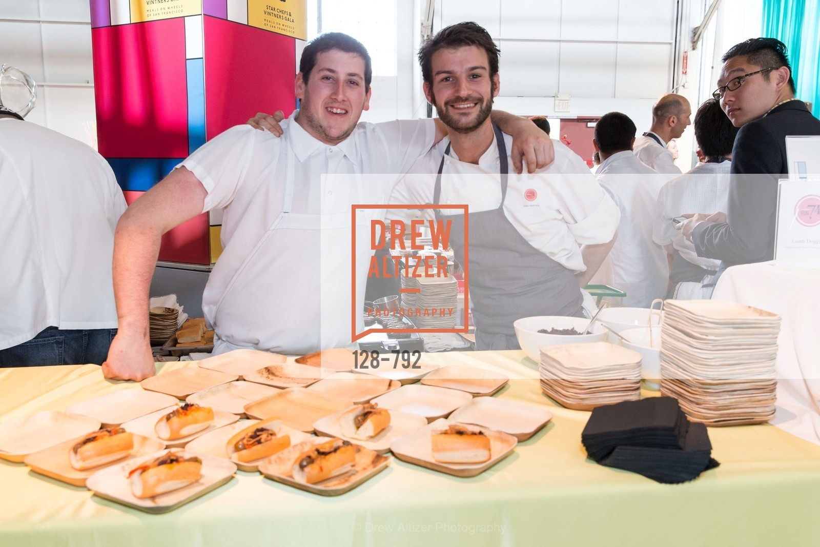 Adam Sobel, Alex Griffina, MEALS ON WHEELS OF SAN FRANCISCO'S 28th Annual Star Chefs and Vintners Gala, US, April 20th, 2015,Drew Altizer, Drew Altizer Photography, full-service agency, private events, San Francisco photographer, photographer california