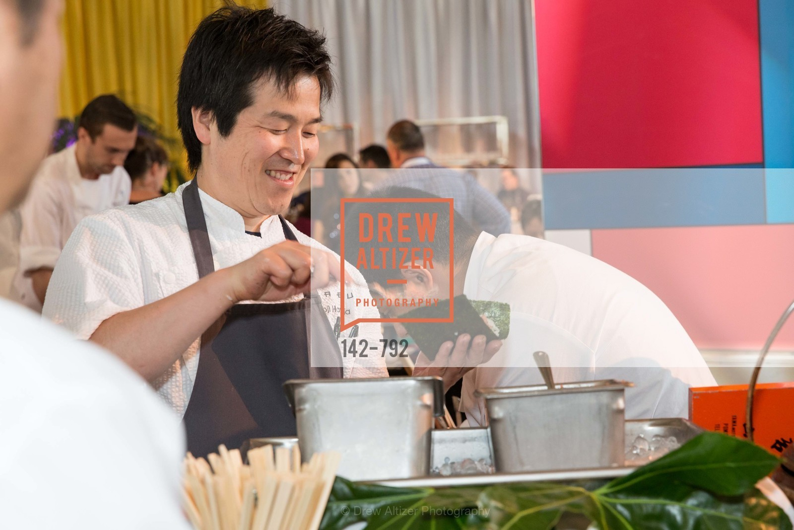 Yogi Harada, MEALS ON WHEELS OF SAN FRANCISCO'S 28th Annual Star Chefs and Vintners Gala, US, April 19th, 2015,Drew Altizer, Drew Altizer Photography, full-service agency, private events, San Francisco photographer, photographer california