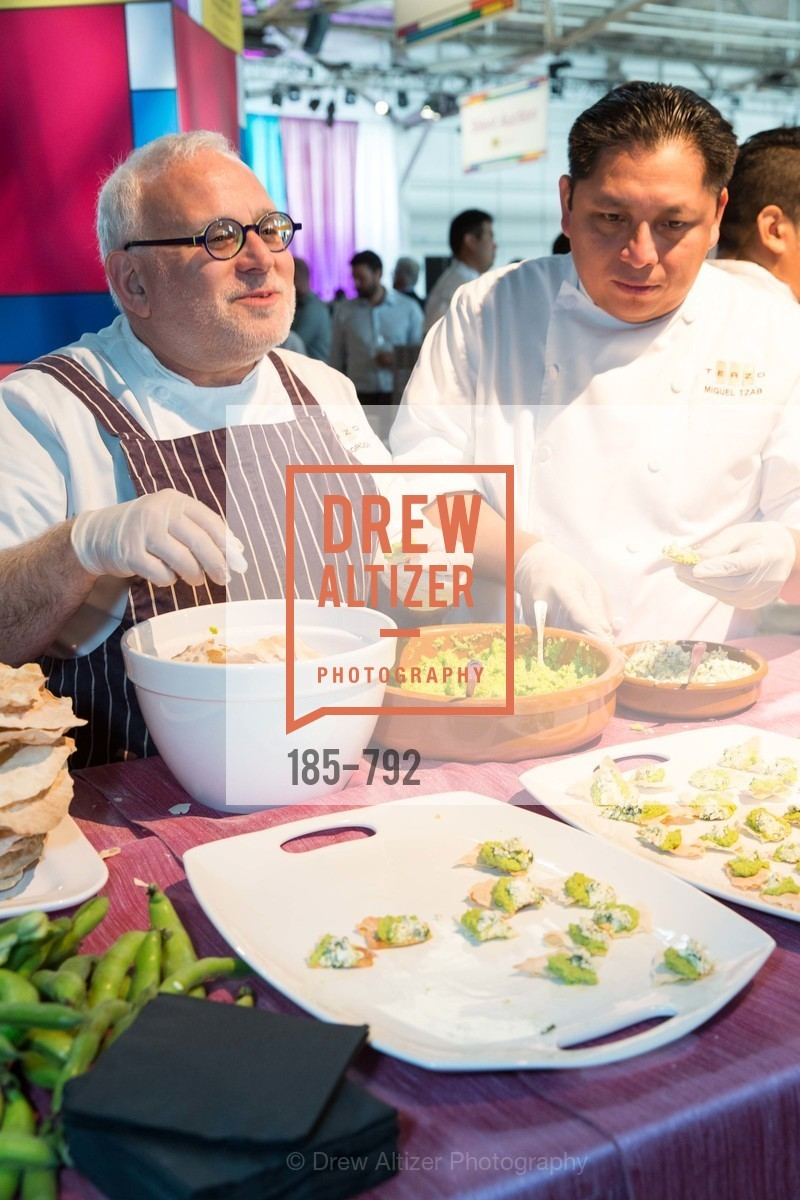Mark Gordon, Miguel Tzab, MEALS ON WHEELS OF SAN FRANCISCO'S 28th Annual Star Chefs and Vintners Gala, US, April 20th, 2015,Drew Altizer, Drew Altizer Photography, full-service agency, private events, San Francisco photographer, photographer california