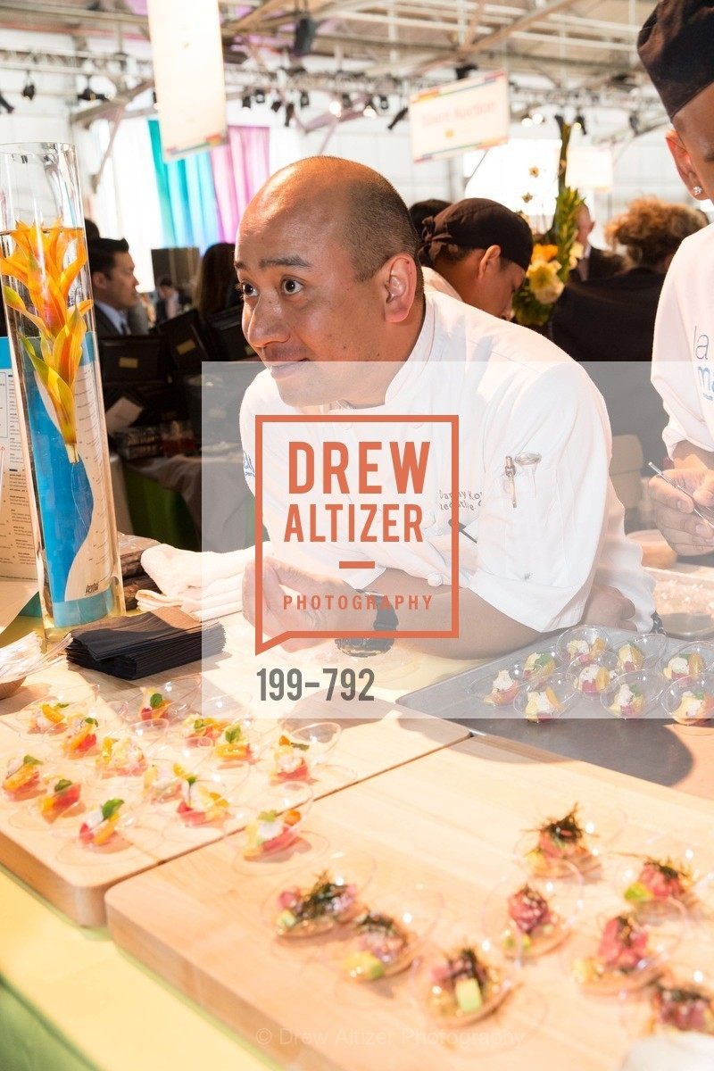 Danny Kou, MEALS ON WHEELS OF SAN FRANCISCO'S 28th Annual Star Chefs and Vintners Gala, US, April 19th, 2015,Drew Altizer, Drew Altizer Photography, full-service agency, private events, San Francisco photographer, photographer california