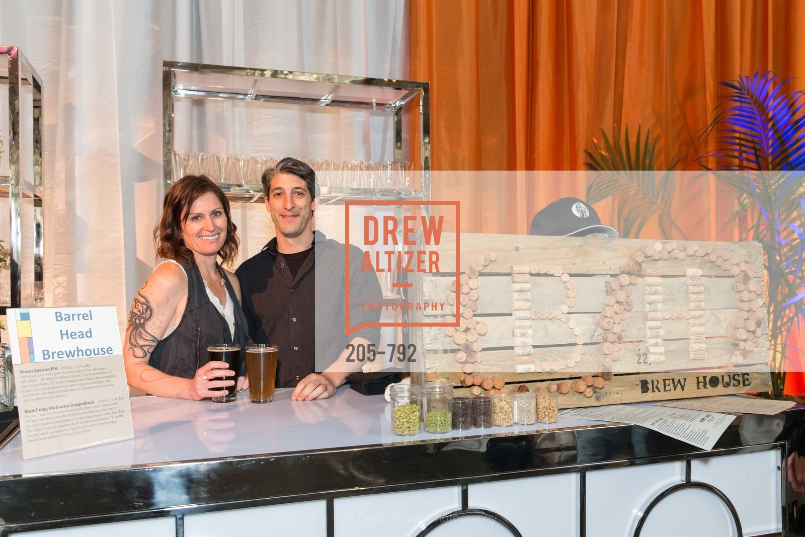 Barrel Head Brewhouse, MEALS ON WHEELS OF SAN FRANCISCO'S 28th Annual Star Chefs and Vintners Gala, US, April 20th, 2015,Drew Altizer, Drew Altizer Photography, full-service agency, private events, San Francisco photographer, photographer california