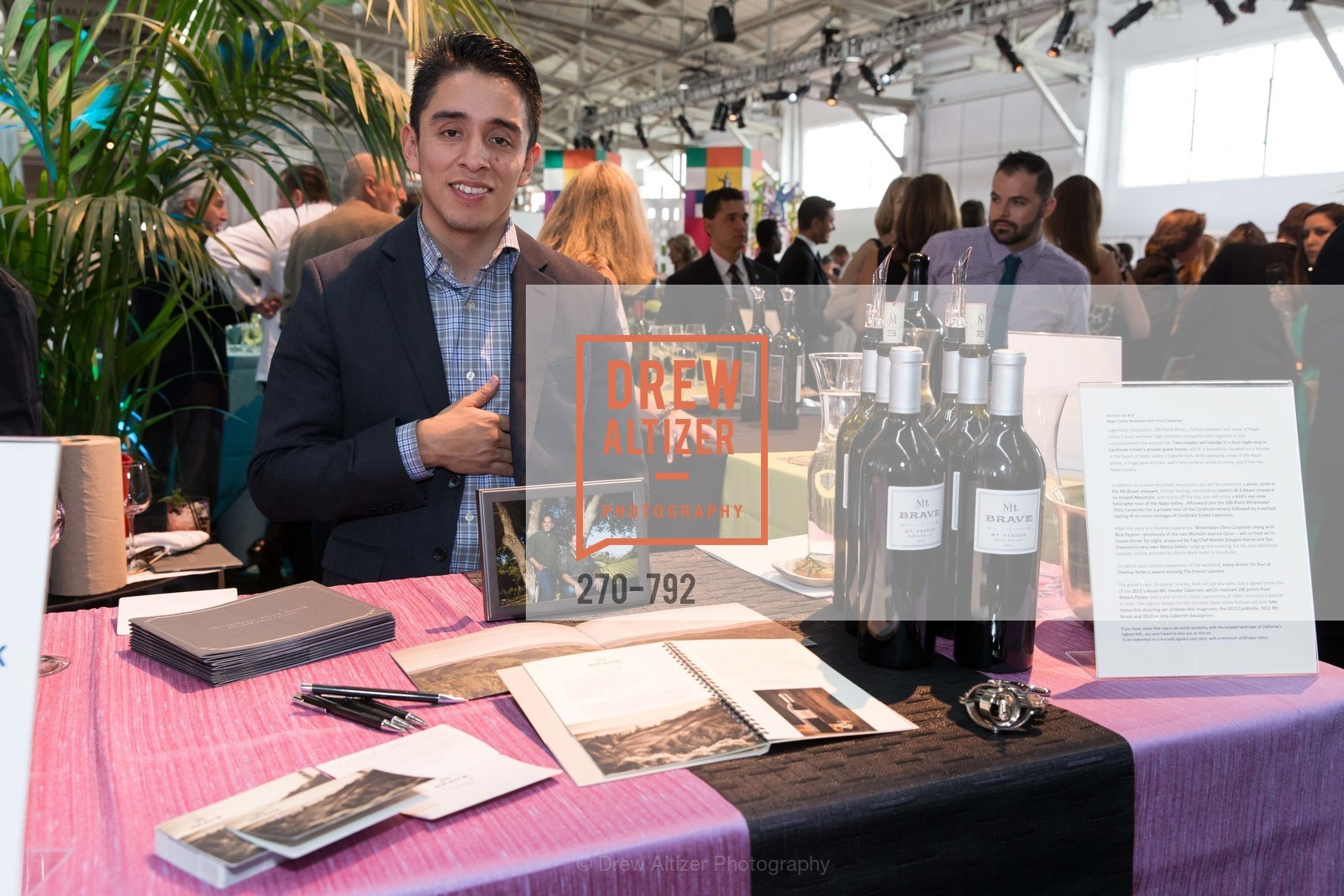 Mt. Brave Wines, MEALS ON WHEELS OF SAN FRANCISCO'S 28th Annual Star Chefs and Vintners Gala, US, April 19th, 2015,Drew Altizer, Drew Altizer Photography, full-service agency, private events, San Francisco photographer, photographer california
