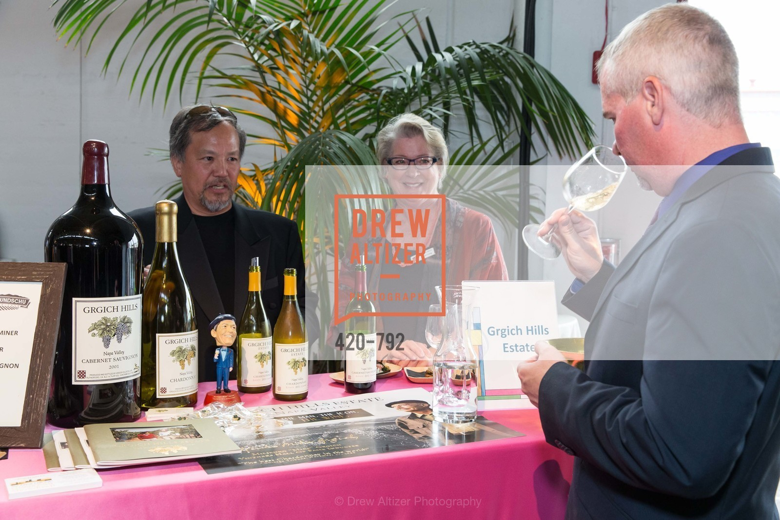 Grgich Hills Estate, MEALS ON WHEELS OF SAN FRANCISCO'S 28th Annual Star Chefs and Vintners Gala, US, April 20th, 2015,Drew Altizer, Drew Altizer Photography, full-service agency, private events, San Francisco photographer, photographer california