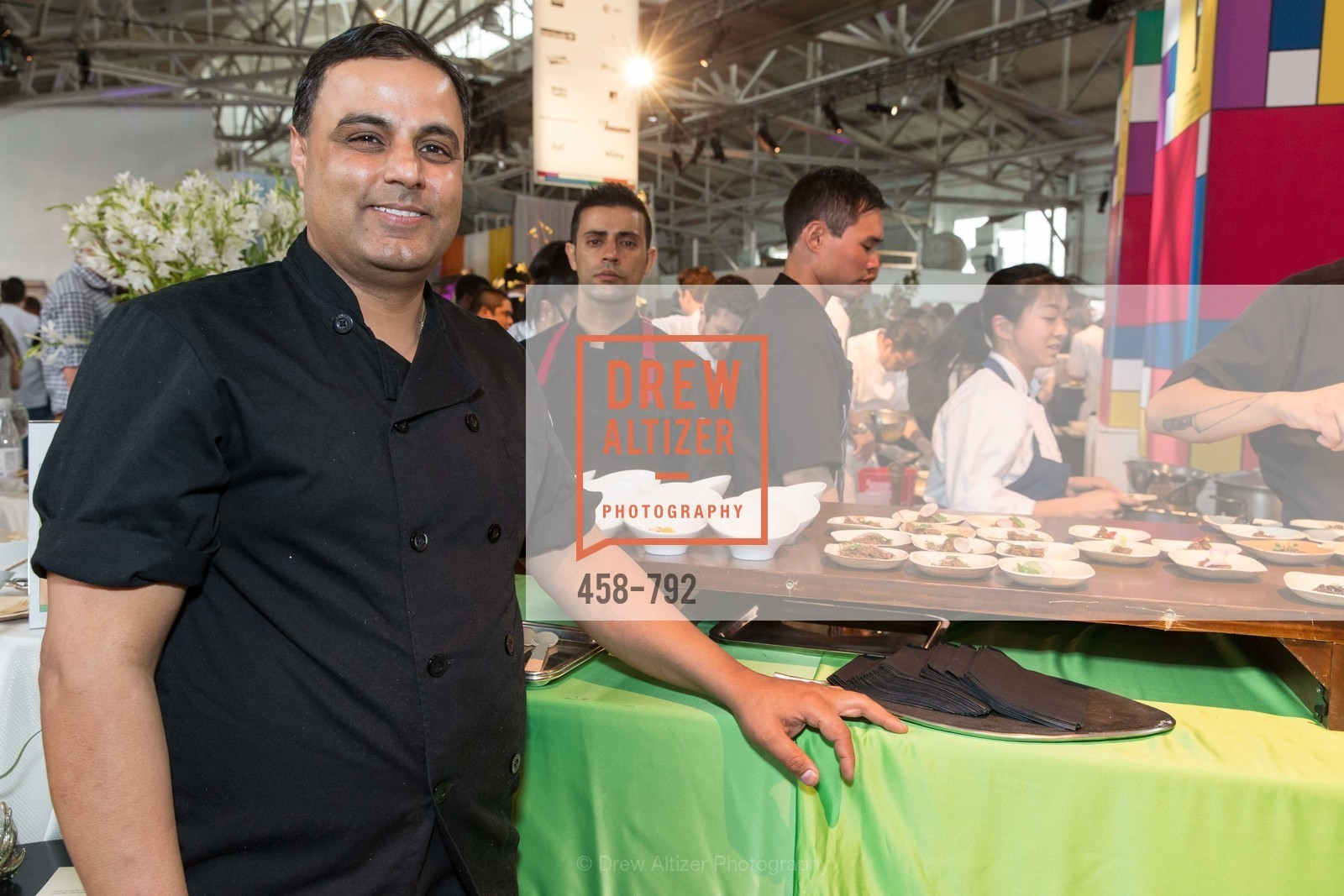 Sachin Chopra, MEALS ON WHEELS OF SAN FRANCISCO'S 28th Annual Star Chefs and Vintners Gala, US, April 20th, 2015,Drew Altizer, Drew Altizer Photography, full-service agency, private events, San Francisco photographer, photographer california