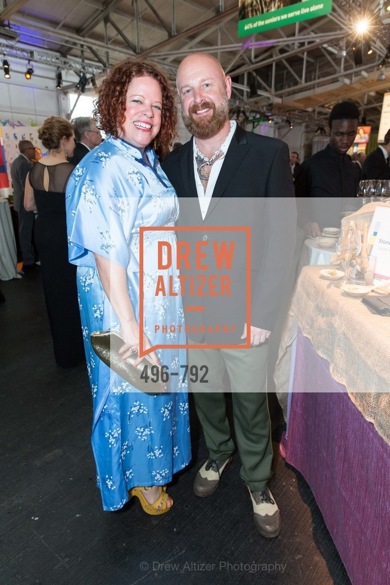 Marcia Gagliardi, Gregory Wells, MEALS ON WHEELS OF SAN FRANCISCO'S 28th Annual Star Chefs and Vintners Gala, US, April 20th, 2015,Drew Altizer, Drew Altizer Photography, full-service agency, private events, San Francisco photographer, photographer california