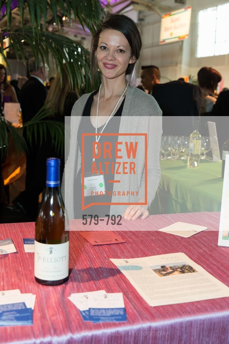 Anna Mileyeva, MEALS ON WHEELS OF SAN FRANCISCO'S 28th Annual Star Chefs and Vintners Gala, US, April 20th, 2015,Drew Altizer, Drew Altizer Photography, full-service agency, private events, San Francisco photographer, photographer california