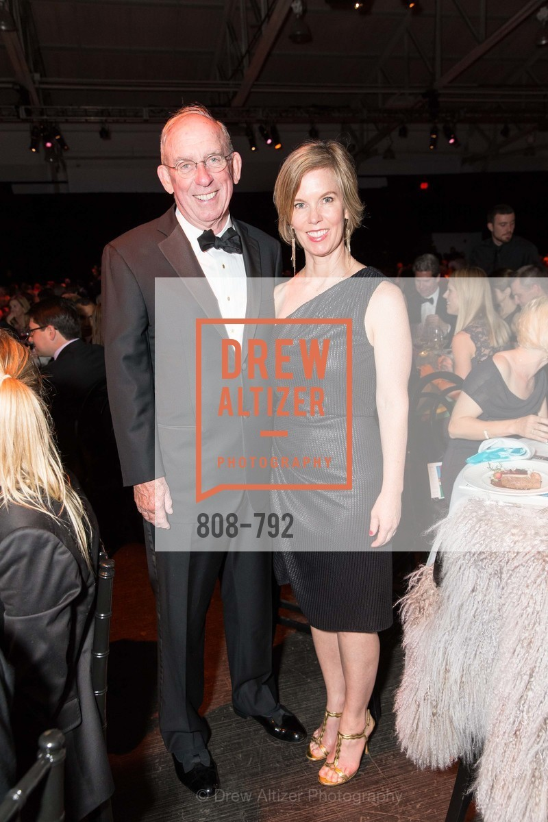 Craig Sullivan, Kate Morford, MEALS ON WHEELS OF SAN FRANCISCO'S 28th Annual Star Chefs and Vintners Gala, US, April 20th, 2015
