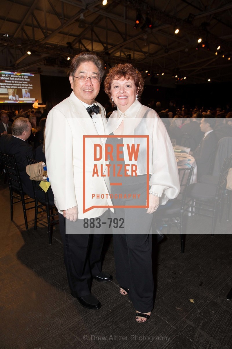 Harry Wong, Rose Wong, MEALS ON WHEELS OF SAN FRANCISCO'S 28th Annual Star Chefs and Vintners Gala, US, April 20th, 2015,Drew Altizer, Drew Altizer Photography, full-service agency, private events, San Francisco photographer, photographer california