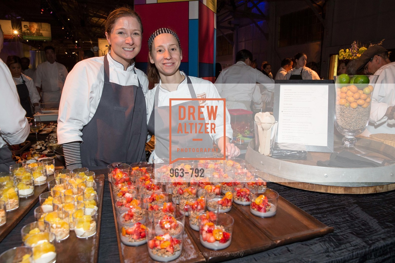 Andrea Correa, Cynthia Salatic, MEALS ON WHEELS OF SAN FRANCISCO'S 28th Annual Star Chefs and Vintners Gala, US, April 20th, 2015,Drew Altizer, Drew Altizer Photography, full-service agency, private events, San Francisco photographer, photographer california